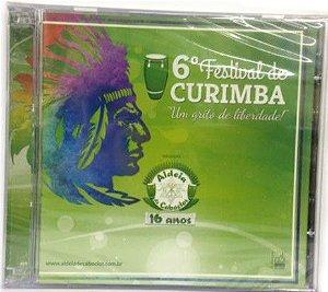 CD - 6 Festival de Curimba