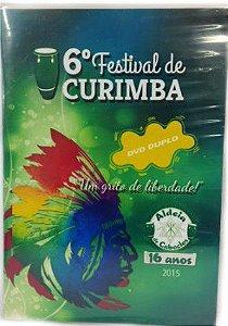 DVD - 6 Festival de Curimba
