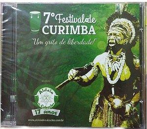 CD - 7 Festival de Curimba