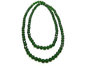 Guia - De Cristal Verde 8mm