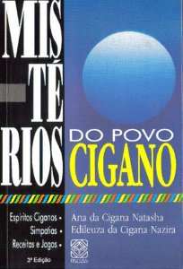 Livro - Mistérios do Povo Cigano
