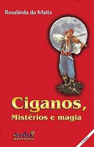 Livro - Ciganos Mistérios e Magia