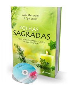 Livro -  Folhas Sagradas
