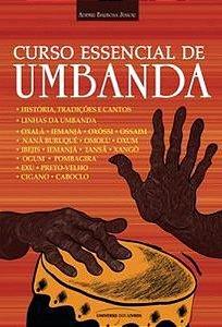 Livro -  Curso Essencial de Umbanda
