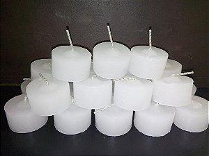 Vela - Rechauld Branca - Unidade