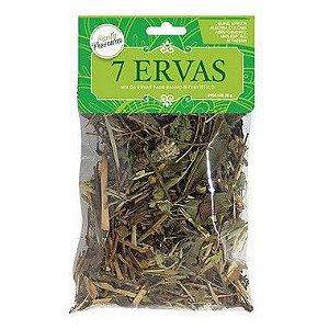 Banho de Erva - Santa Frescura - 7 Ervas