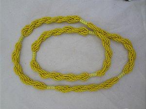 Brajá - 6 Fios - Opaco - Amarelo