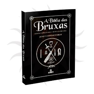 Livro - A Bíblia Das Bruxas