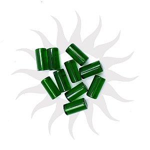Firma Verde Escuro Transparente Unidade