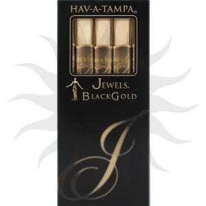 Cigarrilha HAV-A-TAMPA Black Gold