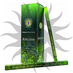 Incenso Shankar - Alecrim