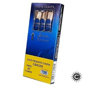 Cigarrilha - Hav-A-Tampa - Baunilia - Vanila