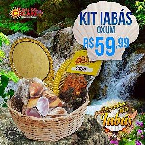 Kit Iabás - Oxum