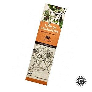 Incenso - Natural Nirvana FLOR DE LARANJEIRA