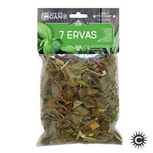 Banho de Erva - Santa Frescura Premium - 7 Ervas