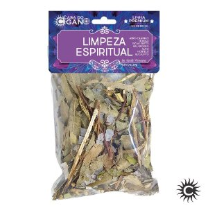 Banho de Erva - Santa Frescura Premium - Limpeza Espiritual