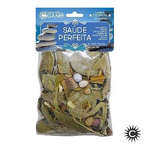 Banho de Erva - Santa Frescura Premium - Saúde Perfeita