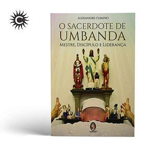 Livro - Sacerdote de umbanda - ALEXANDRE CUMINO