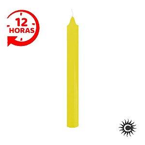 Vela - 12 horas - Amarela