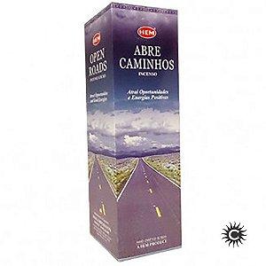 Incenso Hem - ABRE CAMINHO - BOX com 25 caixas