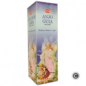 Incenso Hem - ANJO DA GUARDA  - BOX com 25 caixas