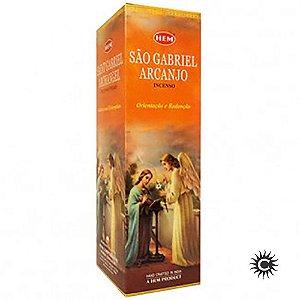 Incenso Hem - SÃO GABRIEL ARCANJO  - BOX com 25 caixas