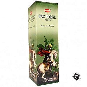 Incenso Hem - SÃO JORGE  - BOX com 25 caixas