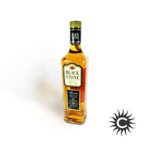 Wisky Black Stone n1lt