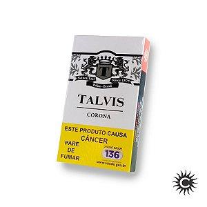 Charuto - TALVIS - CORONITA - Natural 5 Unidades