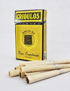 Cigarro de Palha - Crioulos