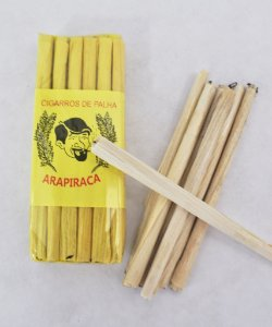 Cigarro de Palha - Arapiraca