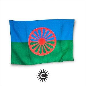 Bandeira Cigana - Pequena