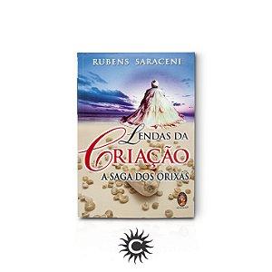 """Livro - Lendas da Criação - """"A Saga dos Orixás"""""""