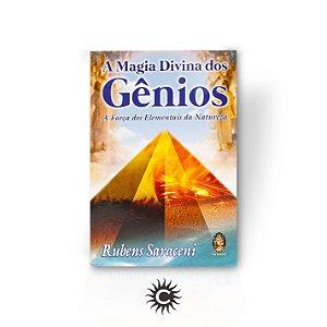 Livro -  A Magia Divina dos Gênios