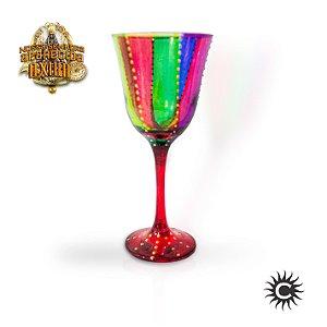 Taça  de Luxo Multicores