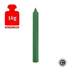 Vela - Palito - Kilo - Verde