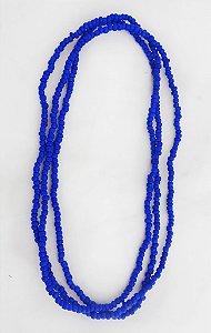 Guia - Miçanga Azul 6mm