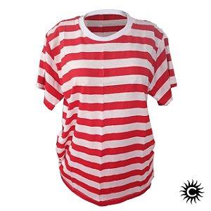Camiseta - Malandro Listrada