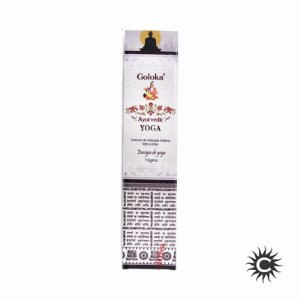 Incenso - Goloka - Ayurvedic - Yoga