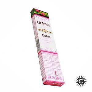 Incenso - Goloka - Ayurvedic - Lotus