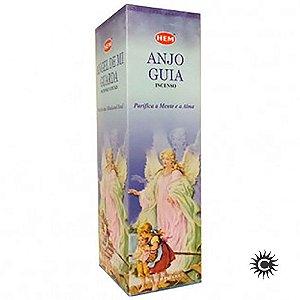 Incenso - HEM - BOX com 25 caixas - ANJO GUIA