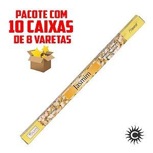 Incenso - VINATI - PAC com 10 caixinhas - JASMIM