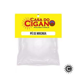 Pó de Mironga - Feitiço Cigano