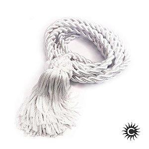 Cordão de São Francisco - Fiel - Branco