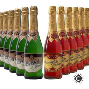 Champagne - Gota de Prata - ESPUMANTE - CAIXA COM 12 GARRAFAS