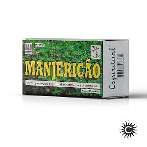 Defumador - Manjericão