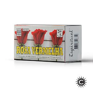 Defumador - Rosa Vermelha