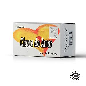 Defumador - Chave do Amor