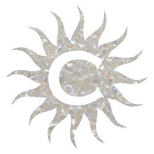 Missanga - Cristal - 500g - Transparente