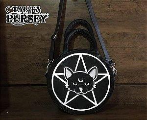 Bag Cat Pentagram